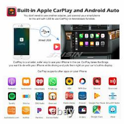 9 8-core Android 10.0 Bmw 3er Autoradio E46 M3 318 320 Mg Zt Rover 75 Dab Navi