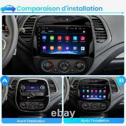 9 Android10 Autoradio For Renault Captur 2 2016-2019 Gps Sat Navi Bt Dab+wifi