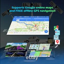 9 Android 10.0 Bmw Autoradio 5 Series E39 E53 X5 M5 Dab Carplay Gps Tnt Navi