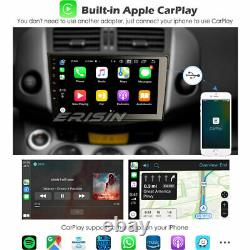 9 Android 10 Dsp Car Dab + Gps Navi Tnt Carplay Obd2 For Toyota Rav4 4g Rds