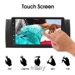 9 '' Android 8.1 Gps Navi Obd Dab Radio Dab + Wifi Stereo Bmw E39 X5 E5