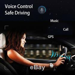 9 '' Android 8.1 Stereo Gps Car Radio 1 Din Navi Wifi Bluetooth Adjustable Dob +