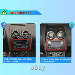 9 Android Autoradio For Nissan Qashqai J10 2006-2013 Gps Sat Navi Bt Dab Wifi