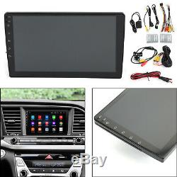 9 Android Car Stereo Mp5 Player Gps Navi 2din Double Wifi + Camera En
