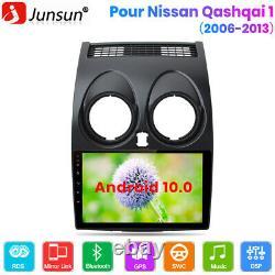 9 Autoradio Android10.0 2din For Nissan Qashqai J10 2006-2013 Gps Navi Wifi Bt