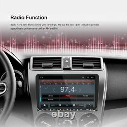 9 Autoradio Gps Navi 2din Android 8.1 Per Vw Golf 5 6 Passat Touran Tiguan Polo