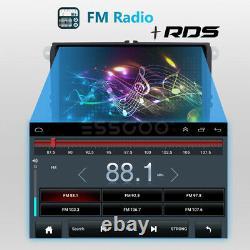 9 Autoradio Stereo Android 9.1 Gps Navi Rds +camera For Vw Golf 5 6 Touran Polo