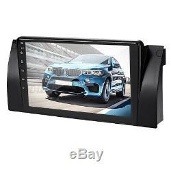 9 '' Car Stereo Car Navi Android 8.1 Wifi Bluetooth For Bmw E38 E39 E53 X5
