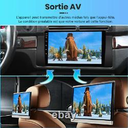 9 Dab-android 10.0 For Bmw 5er E39 X5 E53 M5 Autoradio Dsp Navi Gps Swc Wifi