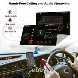 9 Dsp Android 10.0 Autoradio Dab+gps Tnt Carplay Obd2 4g Bt Rds Honda Cr-v Navi