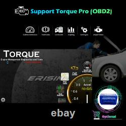 9 Ford Focus Android 10.0 Autoradio Gps Dab-wifi Obd2 Tpms Tnt Carplay Dvr Navi