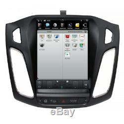 9 Ford Focus Android 3d Car Gps Navi Bluetooth Touch Screen Wifi Sd