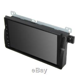 9 Inch Android 8.0 Receiver Navigation Sat Navi Obd Dab Wifi Camera For Bmw