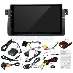 9 Inch Android 8.0 Receiver Navigation Sat Navi Obd Dab Wifi Camera For Bmw E46