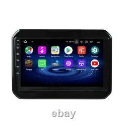 9 Screen Tactile Android Autoradio Bluetooth Gps Navi Carplay For Suzuki Ignis