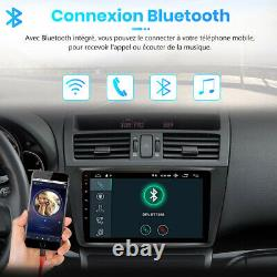 9 Stereo Android 10.0 Bluetooth Gps Navi Rds For Mazda 6 2007-2012