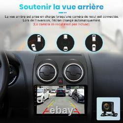 9android10 Autoradio For Nissan Qashqai J10 2006-2013 Gps Navi Bt Dab Wifi Swc