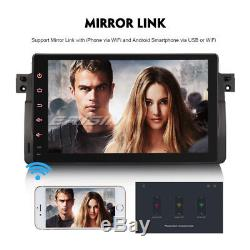 9android 8.0 Car Gps Navi Dab + Tnt For Bmw M3 E46 3er 320 Mg Zt Rover 75