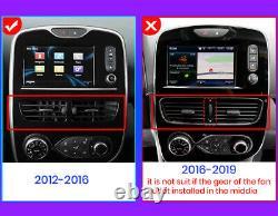 Android10.0 Autoradio Sat 2+32gb Dab+ For Renault Clio 4 2012-2016 Wifi Navi Bt
