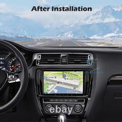 Android 10.0 Autoradio Gps Navi For Vw Skoda Seat Passat Golf 5 Tiguan Jetta 9