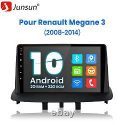 Android 10.0 Gps Radio Dab+ Wifi +usb Navi For Renault Megane 3 2008-2014