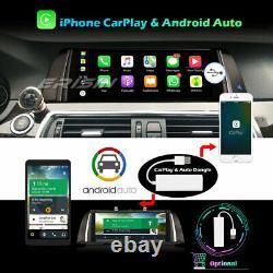Android 10.0 Ips Autoradio Gps Carplay Dab-4g Navi Bmw 5 Series F10/f11 With Nbt