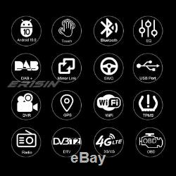 Android 10.0 Navi Radio Wifi Dab + 4g For Mercedes Benz R-klasse W251 Carplay