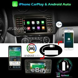 Android 10.0 Radio Dab + Navi DVD Gps Tnt Mercedes Benz ML / Gl Class W164 X164
