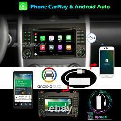 Android 10 Autoradio Navi Mercedes-benz A/b Class W169 Viano Sprinter Vw Crafter