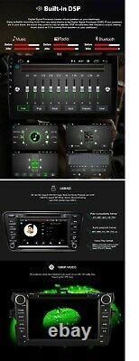 Android 10 Gps Radio Navi Sat For Fiat Ducato Peugeot Stereo Wifi Headuni