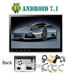 Android 7.1 10.1 Inch DVD Player Gps Navi Mirror Wifi Link 2 Din Car