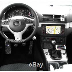 Android 7.1 2gb Ram Car Radio Navi Gps Dab + Bmw E46 318 320 M3 Rover 75 Mg Zt Bt