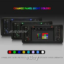 Android 8.0 Car Radio Dab + Gps Bmw 5 Series E39 E53 X5 M5 Navi CD Tnt Bluetooth
