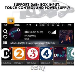 Android 8.0 Car Radio Navi Gps DVD Dab + 4g Mercedes Benz Cls / E / G-klasse W219 W211