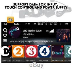 Android 8.0 DVD Touch Car Gps DVD Navi Bt Dab + Ford C-max Kuga Fiesta Fusion