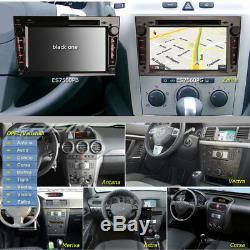 Android 8.0 Navi Dab + Opel Astra H Corsa C Vectra Zafira Antara Vivaro