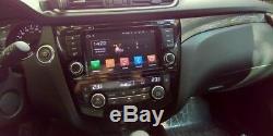 Android 8.0 Octa Core Gps Car Navi Stereo Nissan Qashqai / X-trail 2014