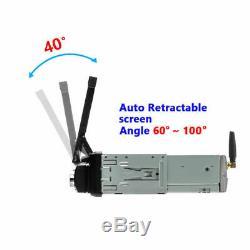 Android 8.0 Wifi Car DVD Navi Gps Usb Sd Bluetooth 7 Monitor 1 Din