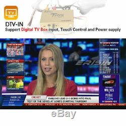 Android 8.1 Car DVD Player Gps Navi Tnt Sd Wifi Bluetooth Obd2 Bmw E39 E53
