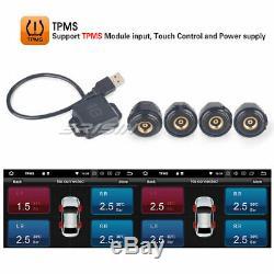 Android 8.1 Dab + Navi Car Radio Toyota Camry Vios Hilux Rav4 Corolla Prado Yaris