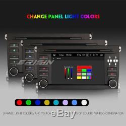 Android 8.1 Porsche Cayenne Dab + Car Radio Navi Wifi Tnt-in Bt 4g CD Dvr Obd Gps