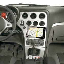 Android 9.0 Alfa Romeo Spider Brera 159 Sportwagon Car Stereo Wifi Tnt Dab + Navi