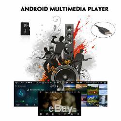 Android 9.0 Double Din Car Radio Dab + Gps Wifi Bluetooth Usb Dvr 4g Tnt Mp3 Navi