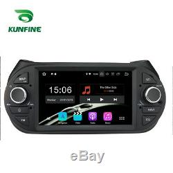 Android 9.0 Octa Core Car Stereo Gps Sat Navi Fiat Frorino 2013 Deckless