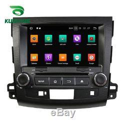 Android 9.0 Octa Core Gps Car Navi Stereo Mitsubishi Outlander 06-12