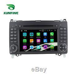 Android 9.0 Octa Core Navi Gps Car Stereo Benz W169 A / B W245 / Viano / Vito