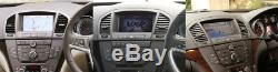 Android 9.0 Octa Core Navi Gps Car Stereo Opel Vauxhall Insignia 08-13