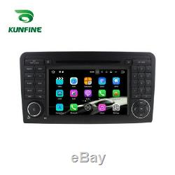 Android 9.0 Octa Core Navi Gps Car Stereo W164 Benz ML / Gl X164 2005-2012