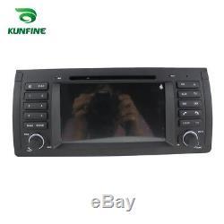 Android 9.0 Octa Navi Gps Car Stereo Core Bmw 5 E39 / E53 X5 / M5 / 7 E38