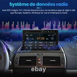 Android Gps Radio10.0 For Bmw X3 E83 2004-2012 Navi Wifi 2+32gb Dab+ Dsp
